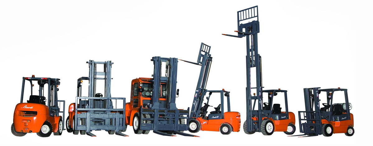 Leading Forklift Company