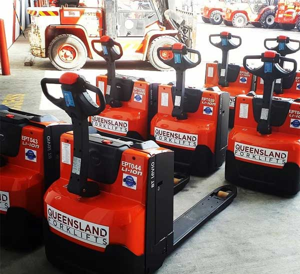 Forklifts for Hire in Queensland