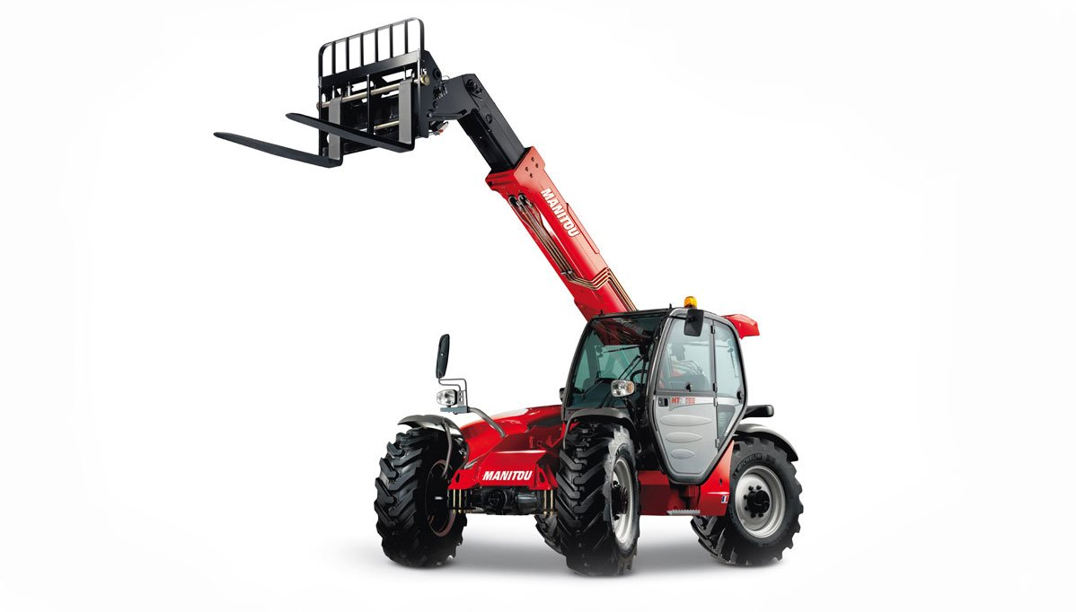 Rough Terrain Forklifts and Rough Terrain Tele-handlers