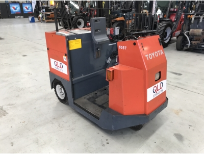 Toyota Tow Tractor